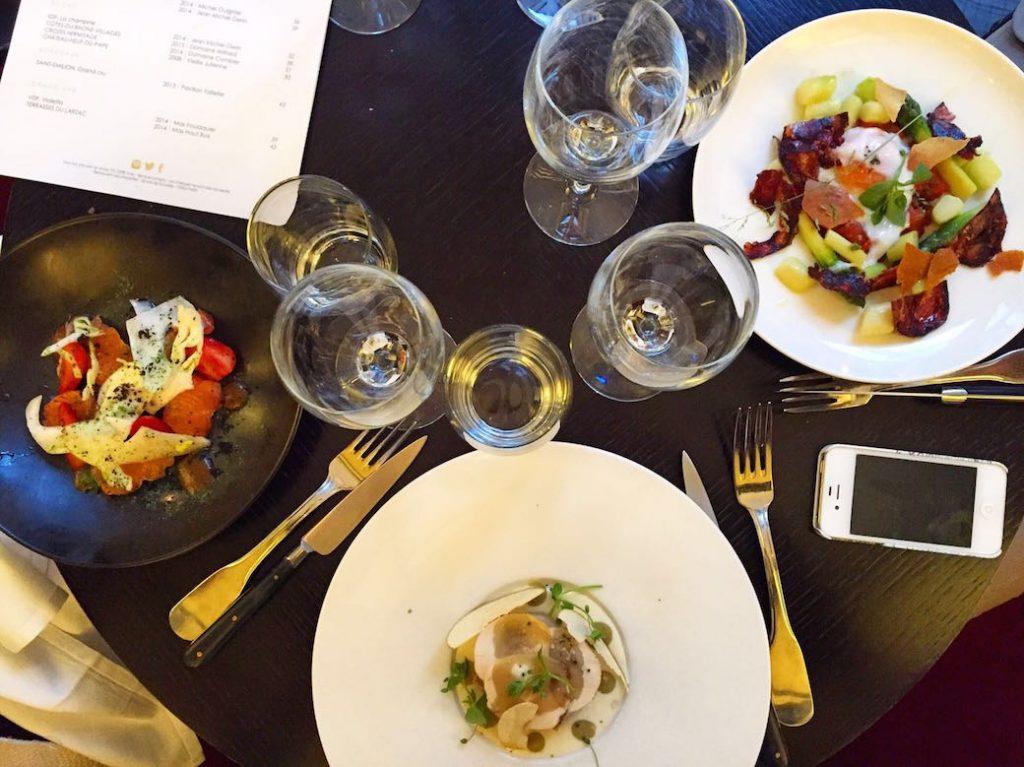 les-chouettes-restaurant-paris-exploratrices-plats