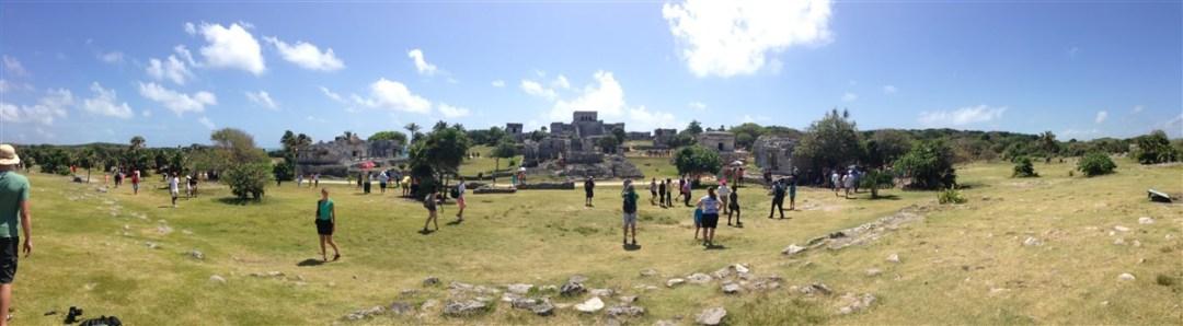 vue-panoramique-des-ruines-de-Tulum