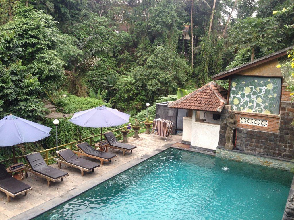 le guesthouse ani's villas à ubud