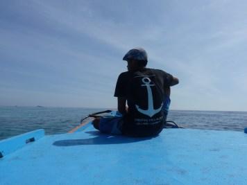 journée en bateau sur les îles gili pour faire du snorkelling