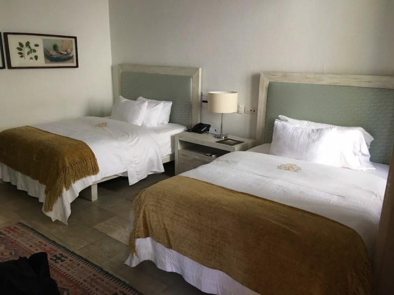 chambre d'hôtel LM à carthagène
