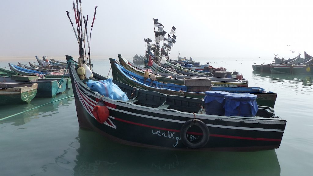 port-marsa-laayoune