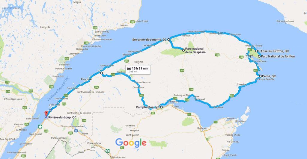 les-exploratrices-gaspesie-itineraire