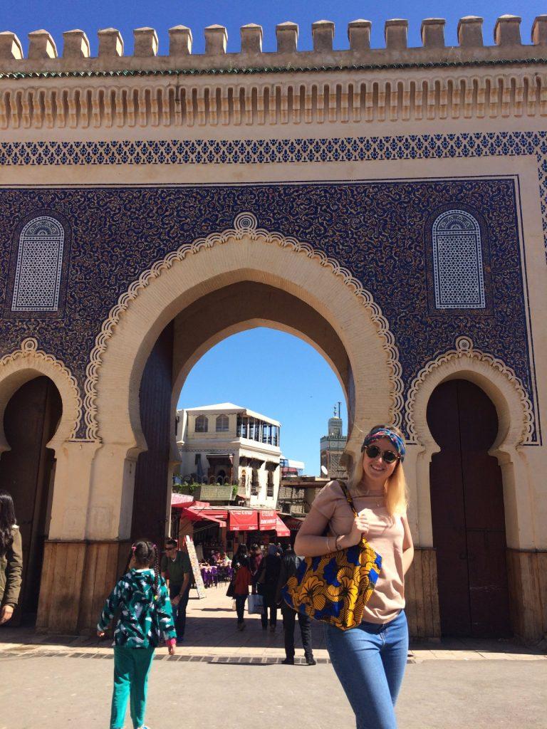 les-exploratrices-maroc-fes-bab-boujeloud