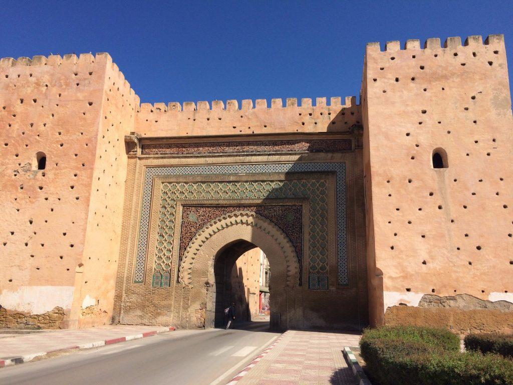 les-exploratrices-maroc-meknes-porte