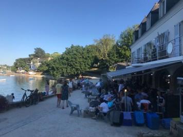 Café du Port, Sainte-Marine