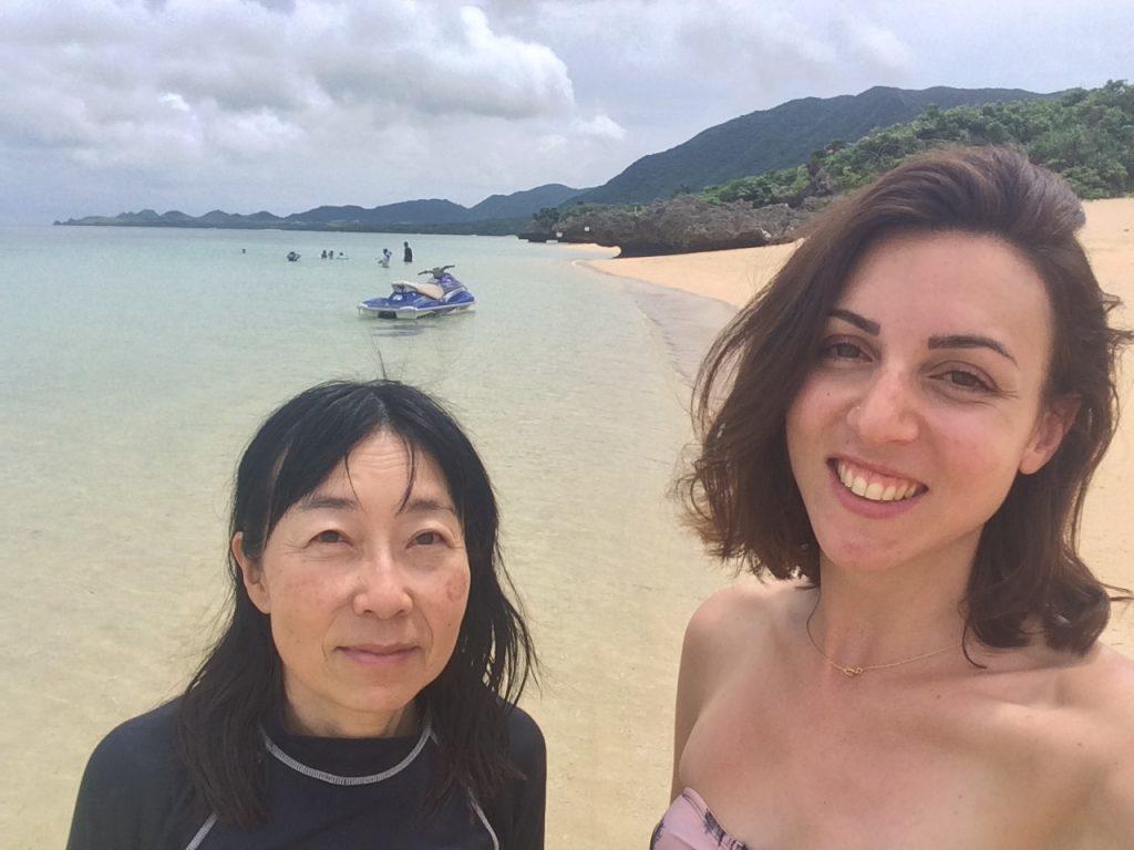les-exploratrices-ishigaki-ishigakijima-sunset-beach-mayumi-fanny