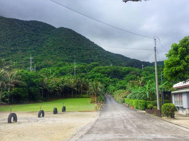 ishigaki island en allant à yonehara beach