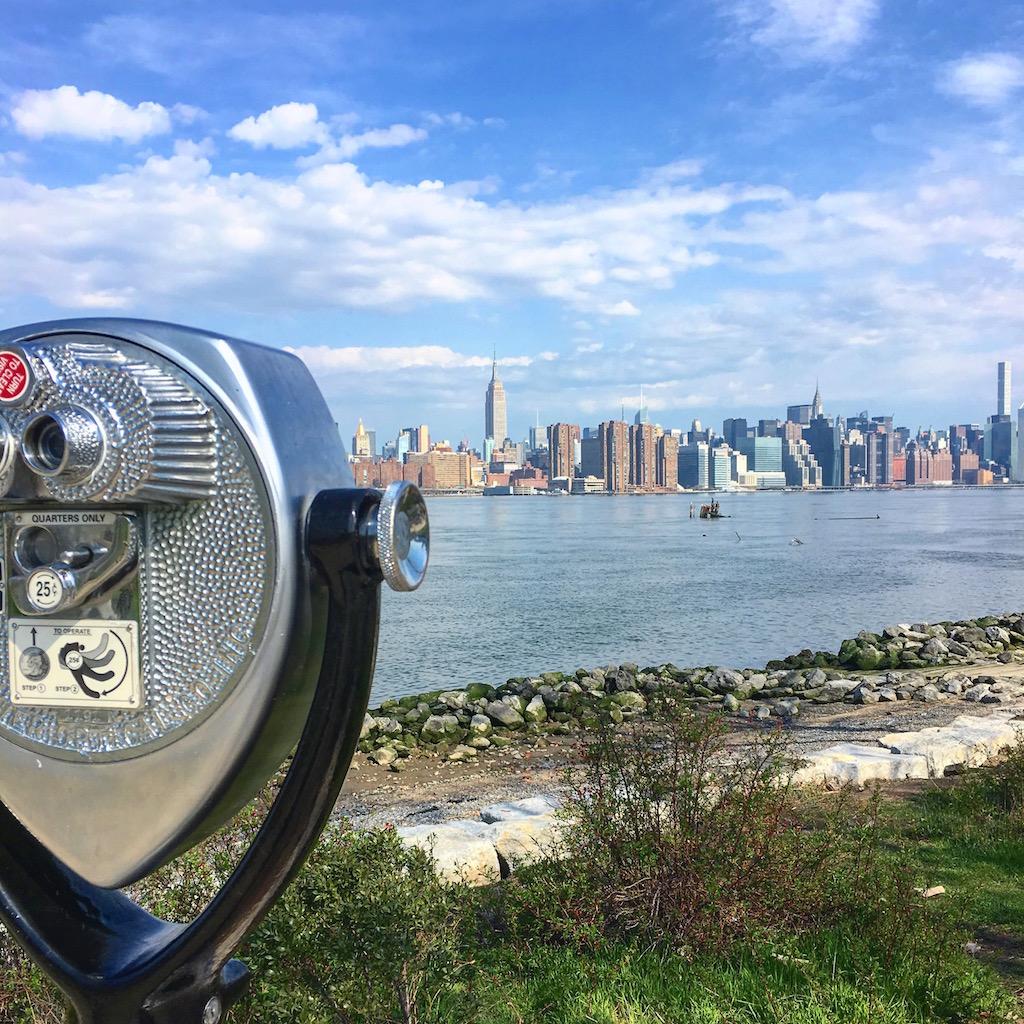 visiter brooklyn et vue sur la skyline