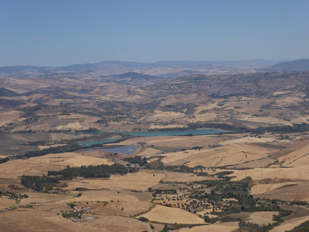 Enna-Sicile-nord-est