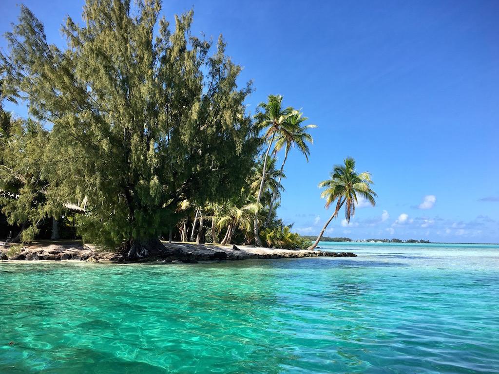 la polynésie française et bora bora