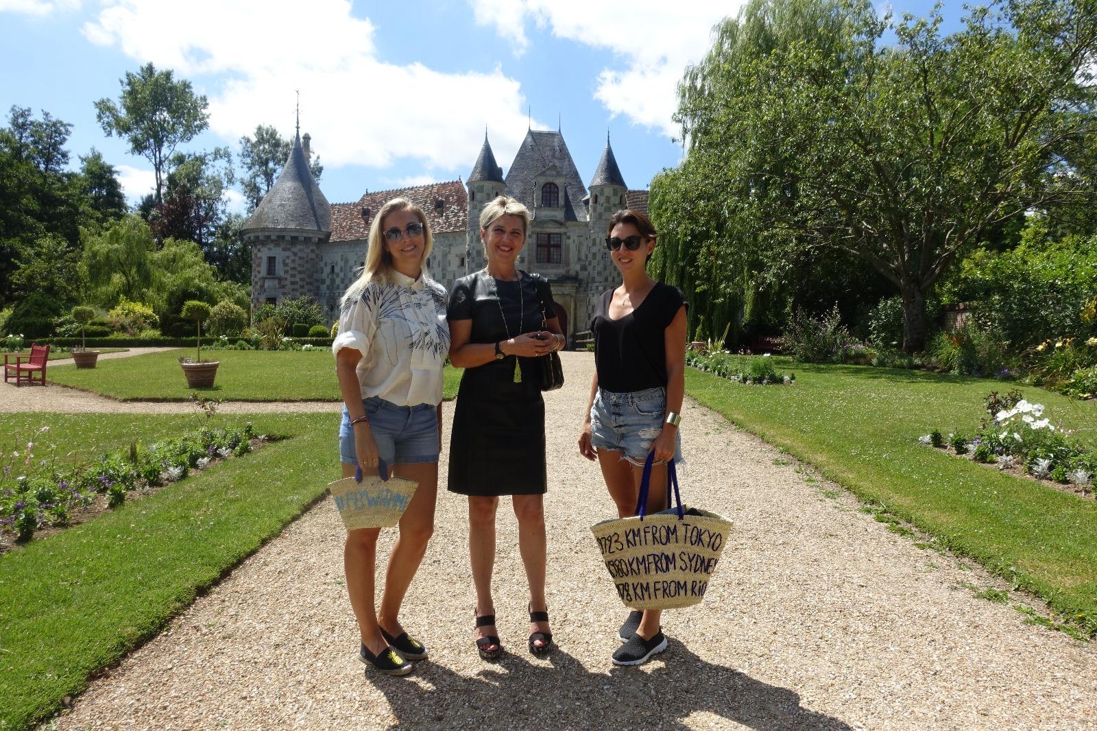 weekend original en normandie au château de saint-germain-de-livet