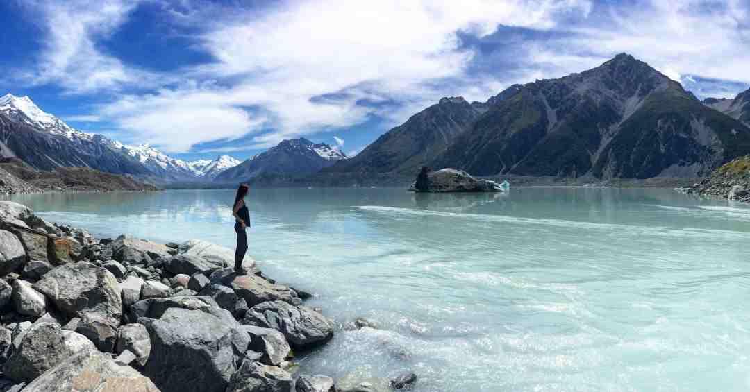 les visites incontournables en Nouvelle-Zélande : Aoraki Mont Cook National Park