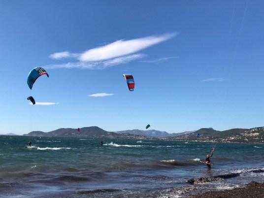 que faire à hyères ? du kitesurf