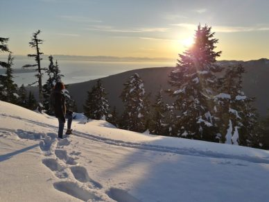 lily-les-exploratrices-sunset-view-grouse-mountain