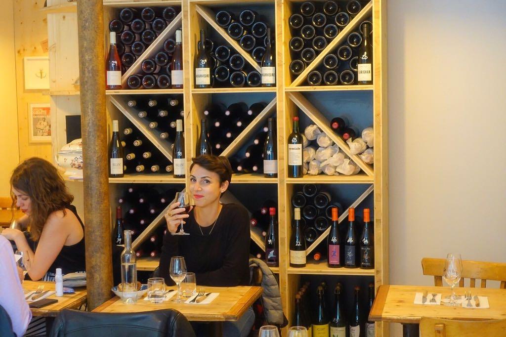 Restaurant Grive A Paris Le Produit Avant Tout Les Exploratrices