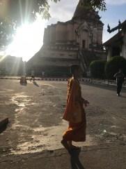 chiang-mai-Wat-Chedi-Luang-Worawihan-moines