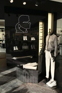 KARL LAGERFELD FIRST STORE IN ISTANBUL 3