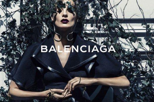 BALENCIAGA AD CAMPAIGN 1