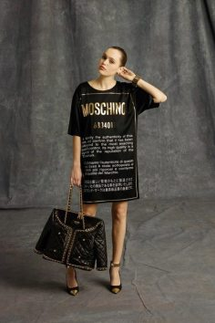 MOSCHINO PRE-FALL 2014 - LOOK5