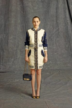 MOSCHINO PRE-FALL 2014 - LOOK6