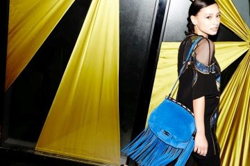 GUCCI NOUVEAU FRINGE HANDBAG COLLECTION