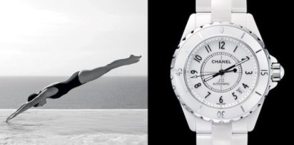 CHANEL SPRING 2014 WATCH AD CAMPAIGN 3