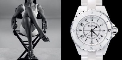 CHANEL SPRING 2014 WATCH AD CAMPAIGN 4