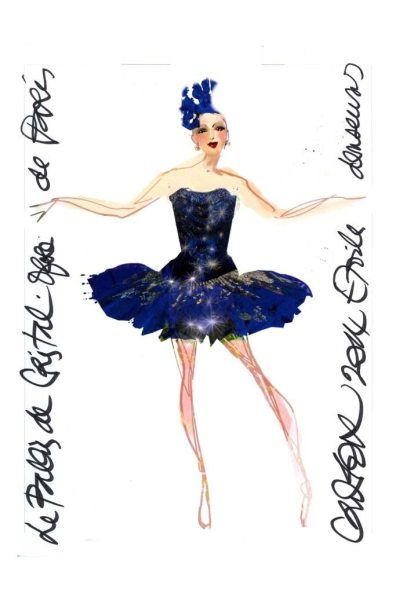 CHRISTIAN LACROIX FOR PARIS NATIONAL OPERA 1