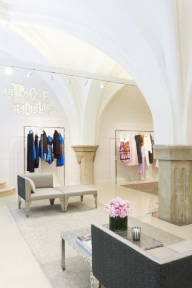 CHRISTIAN DIOR STORE IN FLORENCE 2