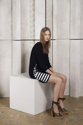 CHLOE FALL 2014 COLLECTION - LOOK 7