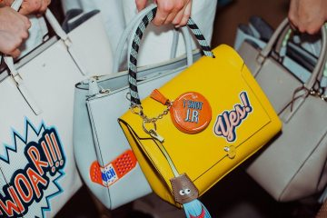 ANYA HINDMARCH SPRING 2015 COLLECTION