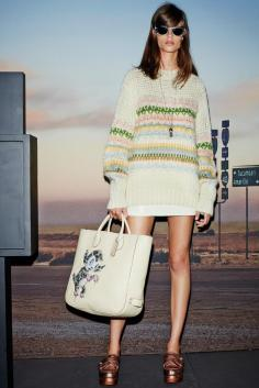 COACH SPRING 2015 RTW COLLECTION - LOOK 10