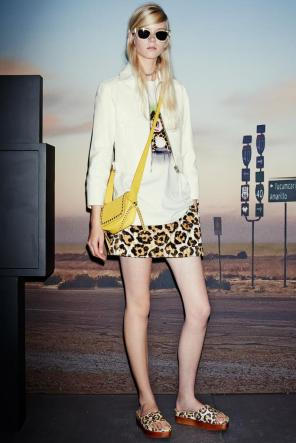 COACH SPRING 2015 RTW COLLECTION - LOOK 17