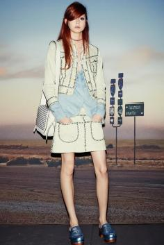 COACH SPRING 2015 RTW COLLECTION - LOOK 23