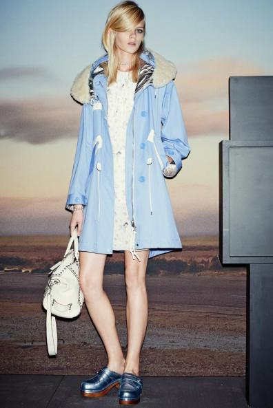 COACH SPRING 2015 RTW COLLECTION - LOOK 24