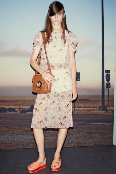 COACH SPRING 2015 RTW COLLECTION - LOOK 26