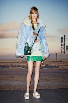 COACH SPRING 2015 RTW COLLECTION - LOOK 3