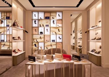 JIMMY CHOO BOUTIQUE REOPENING IN LONDON 2