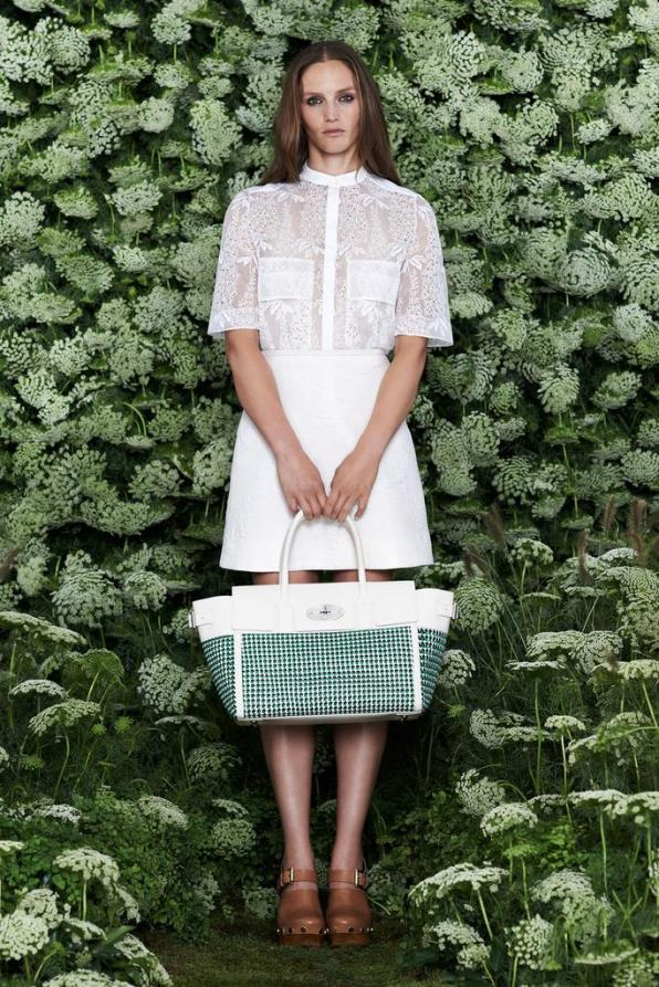 MULBERRY SPRING 2015 RTW COLLECTION - LOOK 19
