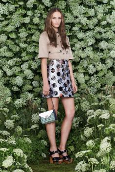 MULBERRY SPRING 2015 RTW COLLECTION - LOOK 2