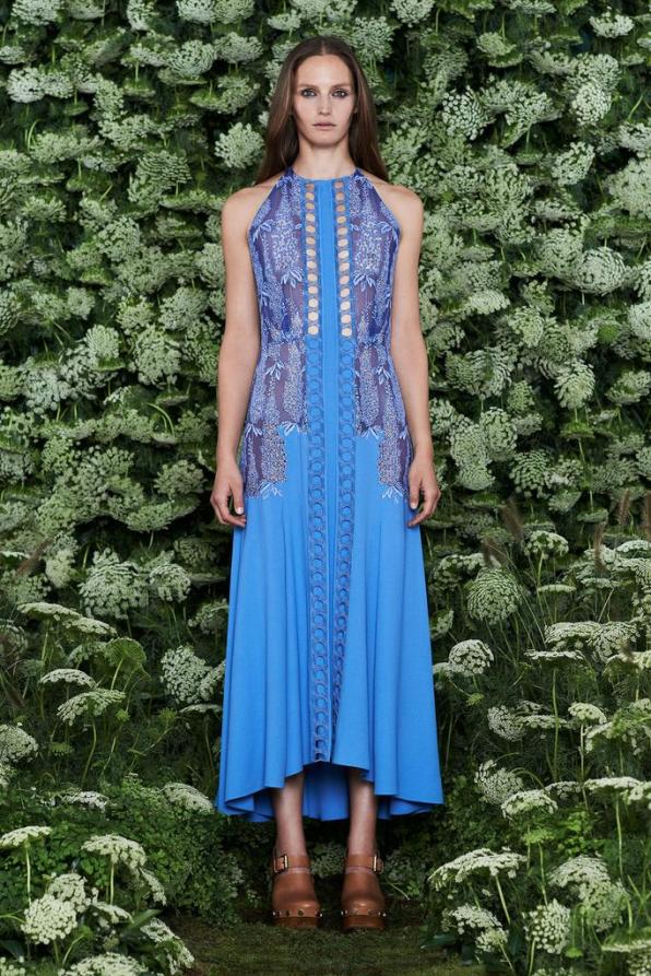 MULBERRY SPRING 2015 RTW COLLECTION - LOOK 20