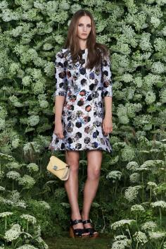 MULBERRY SPRING 2015 RTW COLLECTION - LOOK 3