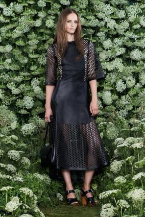 MULBERRY SPRING 2015 RTW COLLECTION - LOOK 7