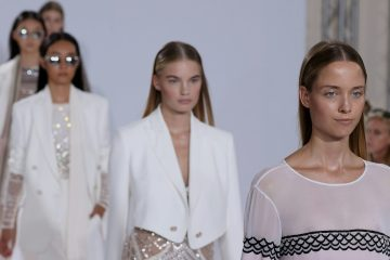 TEMPERLEY LONDON SPRING 2015 RTW COLLECTION