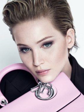 CHRISTIAN DIOR MISS DIOR FALL 2014 AD CAMPAIGN FEATURING JENNIFER LAWRENCE 4