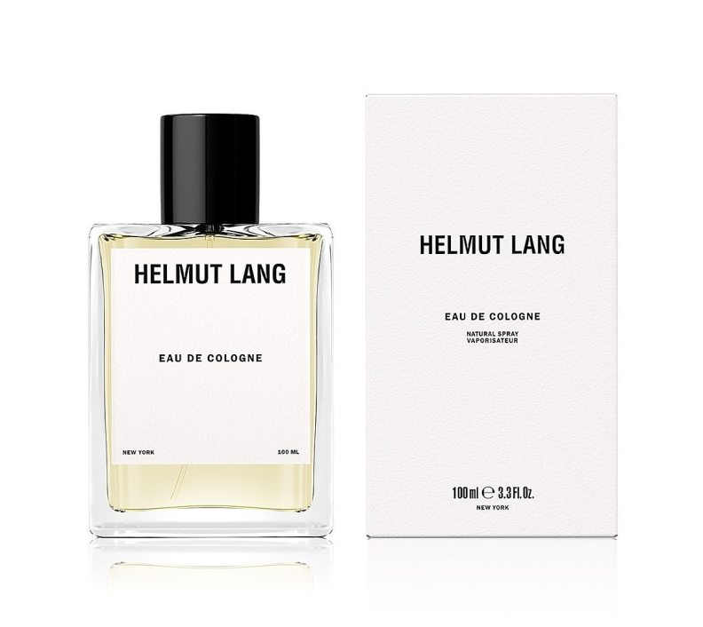 HEMLUT LANG NEW FRAGRANCE COLLECTION 1