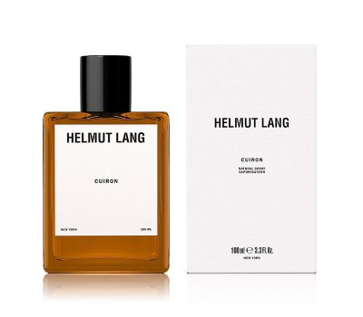 HEMLUT LANG NEW FRAGRANCE COLLECTION 2