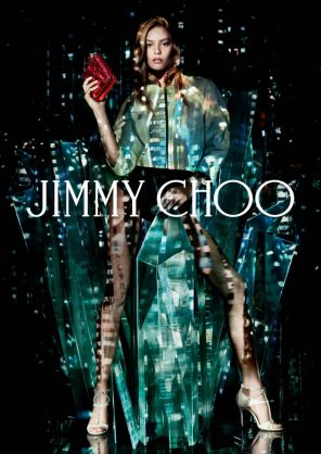 JIMMY CHOO RESORT 2015 AD CAMPAIGN 2