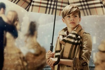 BURBERRY 'FROM LONDON WITH LOVE' FILM CAMPAIGN